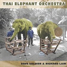 NEW Thai Elephant Orchestra (Audio CD)