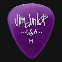 Dunlop Gels Guitar Picks / Plectrums Medium Purple - 1 2 3 4 5 6 10 12 20 24 36