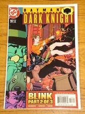 BATMAN LEGENDS OF THE DARK KNIGHT #157 VOL1 DC COMICS SEPTEMBER 2002