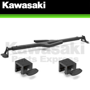 NEW 2019 GENUINE KAWASAKI MULE PRO MX KQR™ GUN MOUNT & MOUNTS