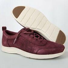 Cole Haan Men's Original Grand Sport Perforated II Sneaker   Suede Shoes 7.5