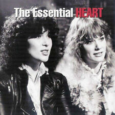 HEART (ESSENTIAL - GREATEST HITS 2CD SET SEALED + FREE POST)