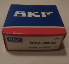 SKF/ Roulement à bille type : 2205 E-2RS1TN9 / 25x52x18 NEUF/EMBALLAGE D'ORIGINE