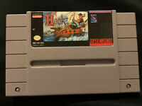 SNES Hook (Super Nintendo Entertainment System, 1991) Cart Only