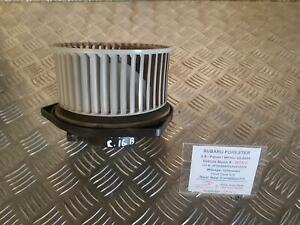 SUBARU FORESTER HEATER FAN MOTOR 2 PIN TYPE, STANDARD A/C, 07/02-02/08 PMJ