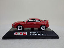 "1 : 72 TOYOTA CELICA GT-FOUR  Red  6cm (2.4"")  REAL-X / yodel USED"