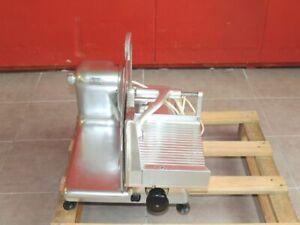 Bizerba Aufschnittmaschine Wurstschneider Käseschneider Edelstahl