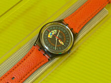 24 STUNDEN Swatch Uhr ROCKING - GM117 - NEU & OVP - 24h movement - 24Hours