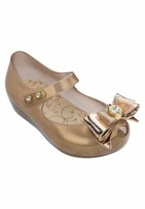 Mini Melissa Baby Girl Shoes Ultragirl Special III Flower Girl Party Shoes NEW