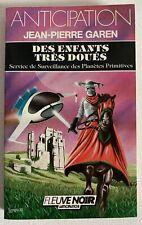 (FN939) ANTICIPATION FLEUVE NOIR  ? N° 1682 - DES ENFANTS TRES DOUES