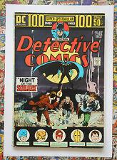 BATMAN: DETECTIVE COMICS #439 - MAR 1974 - 100 PAGE GIANT! - VFN (8.0) CENTS!