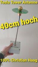 Frequenz Schwingkreis Teslaantenne Tesla Antenne Lakhovsky MWO
