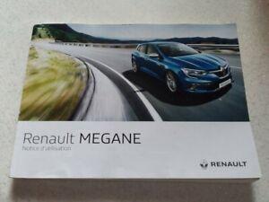 manuel, notice d'utilisation renault MEGANE 4