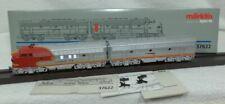 Marklin 37622 USA 2 x F7 dubbelstel SANTA FE DIGITAAL Geluiden volledig metaal