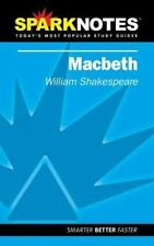 Macbeth (SparkNotes Literature Guide) (SparkNotes Literature Guide Series) Shak