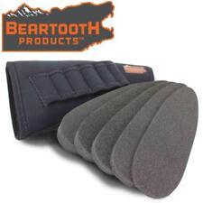 Beartooth Sollevamento Kit 2.0 Comb Shotgun Fucile Butt Stock Nero Fucile Modello