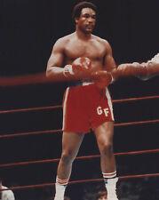 Former Boxing Champion GEORGE FOREMAN 'Big George' Glossy 8x10 Photo Print