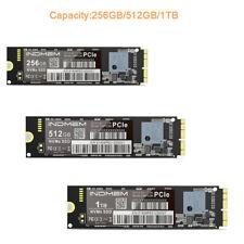 512GB 256GB 1TB NVMe PCIe SSD Flash Hard Drive Upgrade Indmem for MacBook Pro