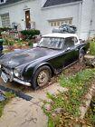 1963 Triumph TR4  1963 Triumph tr4