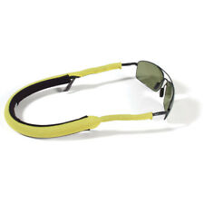 Croakies Stealth Floater Sunglasses Retainer - Yellow