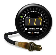 Innovate Motorsports Mtx-l Plus Digital Air/fuel Ratio Gauge Kit 8 FT Cable 3918