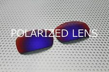 LINEGEAR Replacement Lens for Oakley X-Squared -Tanzanite-Polarized [XS-TN-POLA]