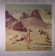 "Canyons My Rescue Vinyl 12"" Single NEW"