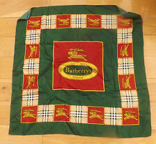 Burberry 100% Silk Scarves & Shawls for Women