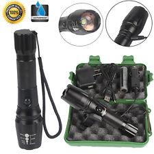 G700 5000LM shadowhawk lampe de poche led torche militaire USB lampe batterie