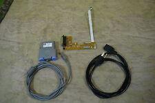 HP LaserJet 1000 Series part HP Q1342-60001 Parallel to USB Pod + Power Cord Lot