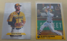 2018 Mitch Nilsson Baseball Cards - Brisbane Bandits Australian Baseball League