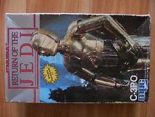 Star Wars VINTAGE 1983 C-3PO Model Kit C-6 MPC Unassembled w/Box/Instructions!!!
