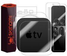 Skinomi FULL BODY Clear Skin Protector For Apple TV 4th Gen