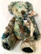Hermann Artline Mohair Colorful Teddy Bear 020A Made in Germany
