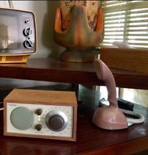 Henry Kloss Tivoli Radio Model One Table Shelf AM-FM Walnut Working See Video
