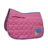 Little Rider Childrens/Kids Little Show Pony Saddle Pad (BZ3245)
