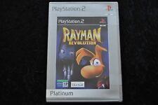 Rayman Revolution Playstation 2 PS2 Platinum