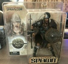 Bluetooth Spawn The Viking Age Dark Ages S22 R3 Action Figure McFarlane Toys NEW