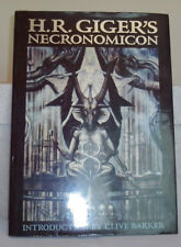 H.R.Giger's Necronomicon Hardback 1991. Alien