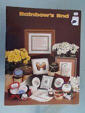 The Family Tree Sampler Cross Stitch Pattern Booklet Better Holmes & Gardens #8