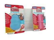 KONG Classic Rubber Dog Toy Medium Size 7-16kg & teething stick