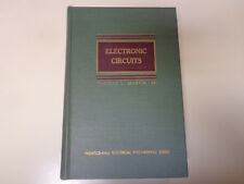 Electronic Circuits 1955 Electrical Engineering Thomas L. Martin, Jr