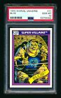 1990 Impel Marvel Universe Trading Cards 65