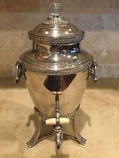 Vintage Art Deco Universal Percolator Coffee Pot Urn WORKS
