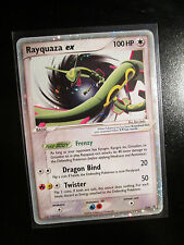 NM Pokemon RAYQUAZA EX Card BLACK STAR PROMO Set 039 Nintendo Collector Tin Holo