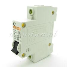 Mini Circuit Breaker 1 Pole 16A 400V C16 DZ47-63 LXCM45-63 Overload Protection