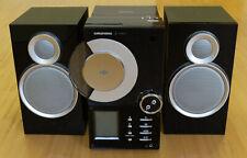 Grundig Cirflexx UMS 5400 DEC Kompaktanlage mit CD, USB, SD/MMC, Radio, 48 Watt