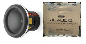 "JL Audio 12"" W7 - 12W7AE-3 1,000W RMS 12"" 10th Anniversary Edition W7 Sub  NEW"