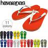 Havaianas Flip Flops BRASIL LOGO Unisex **100% Genuine Brand New