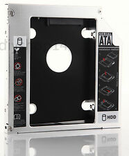 for Acer Aspire 5738G 5551 re GT31N DVD NEW SATA 2nd HARD DRIVE HDD SSD Caddy